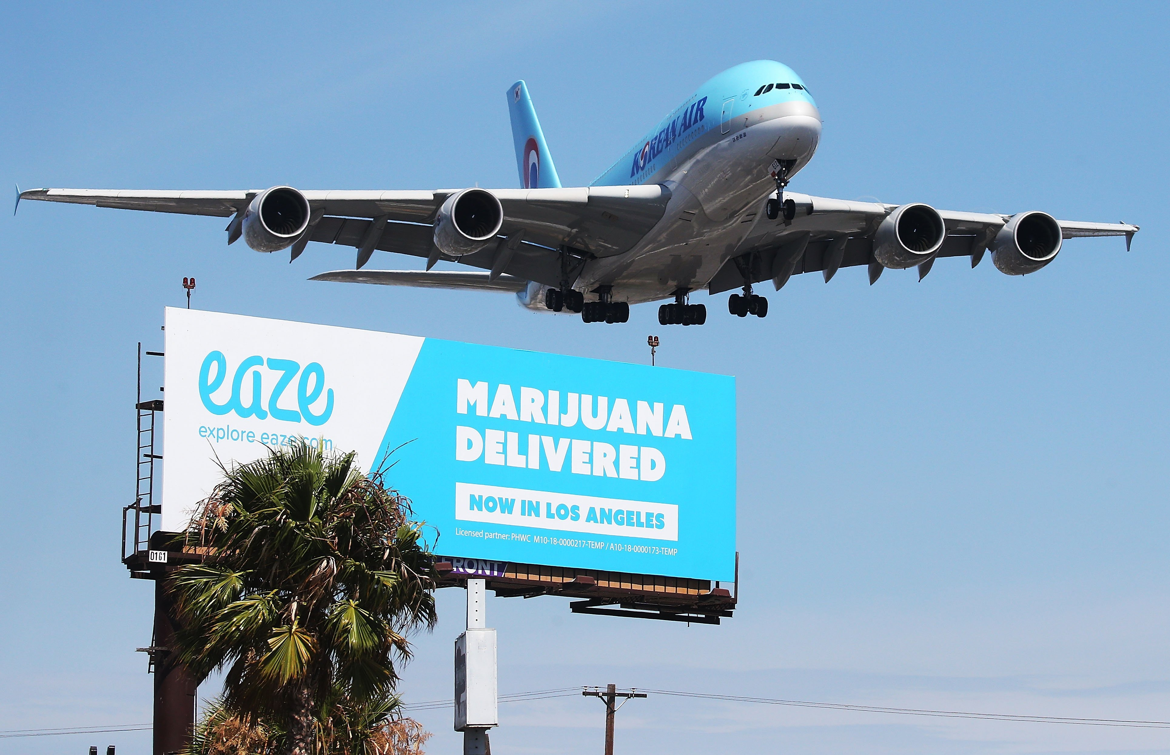 Yes, You Can Carry Marijuana at the Los Angeles Airport
