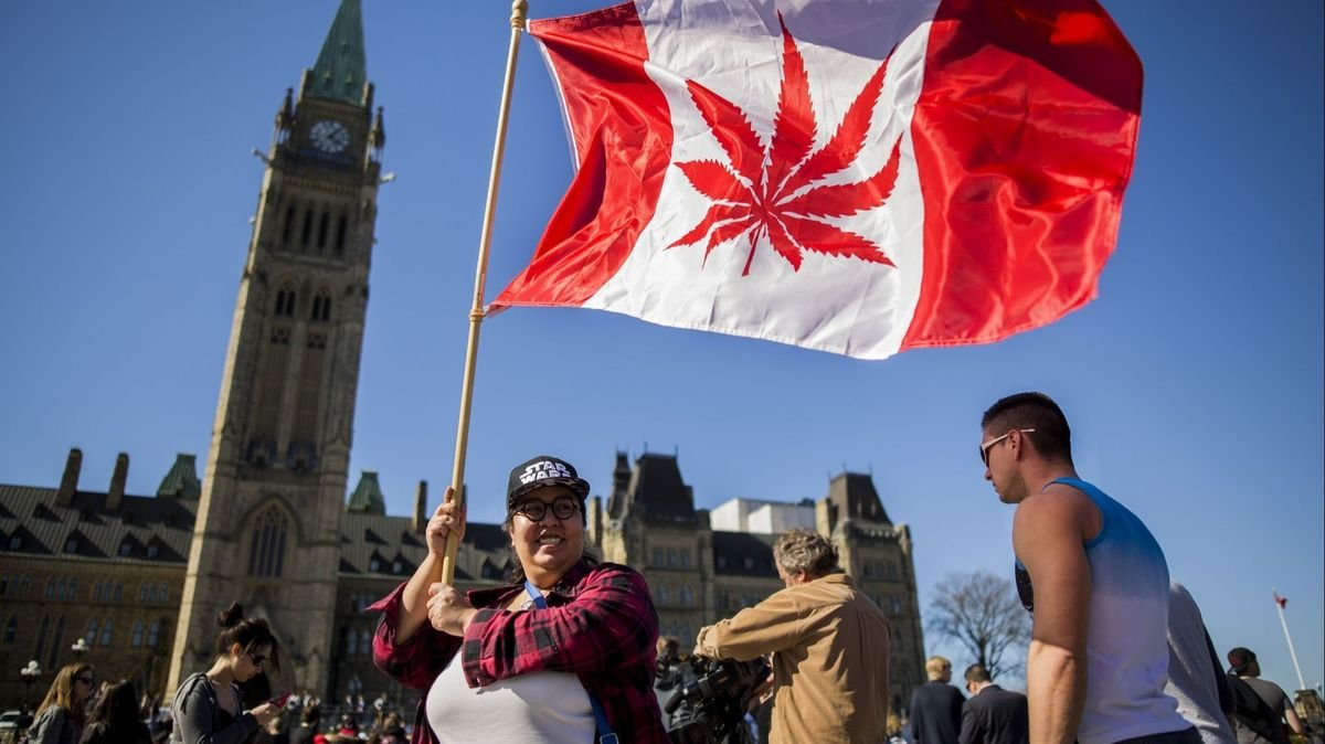 x Canada is about to legalize marijuana. How did that happen? Justin Trudeau, for starters