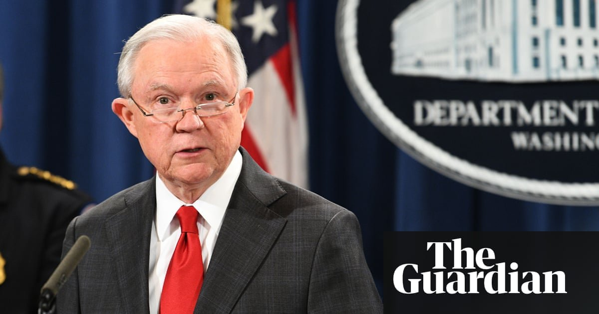 Attorney General Jeff sessions fired.