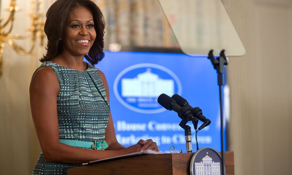 """MICHELLE OBAMA: I smoked marijuana in high school. """"That was what I did."""""""