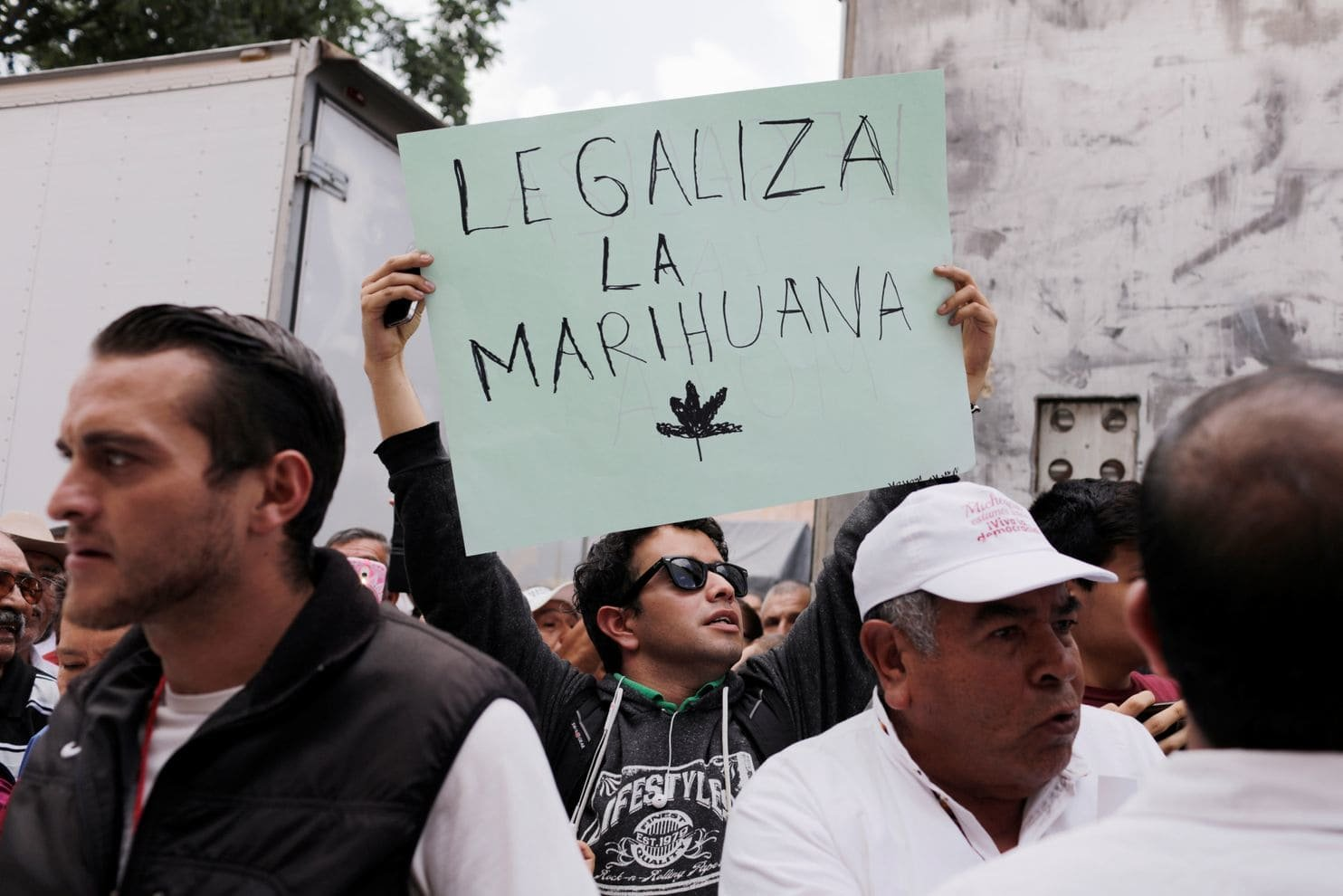 Mexico's Supreme Court overturns country's ban on recreational marijuana