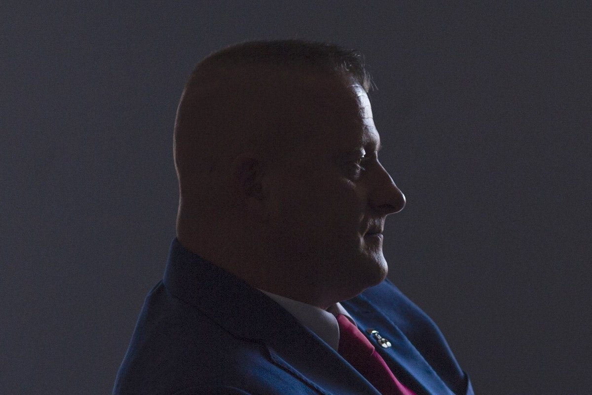 West Virginia State Sen. Richard Ojeda, who sponsored the state's successful medical marijuana bill and supports broader legalization, just filed to run for president in 2020.