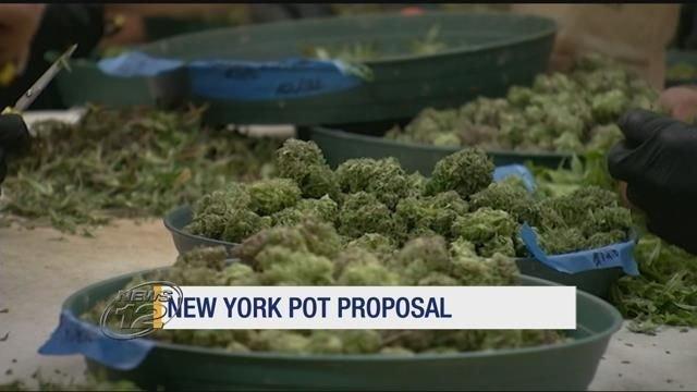 Will NY be next to legalize recreational marijuana?
