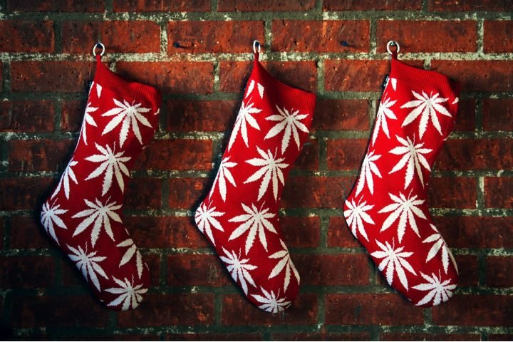 5 Reasons Christmas Is The Best Time To Be A Stoner