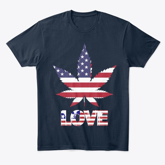 American Weed Lovers - Perfect Gift