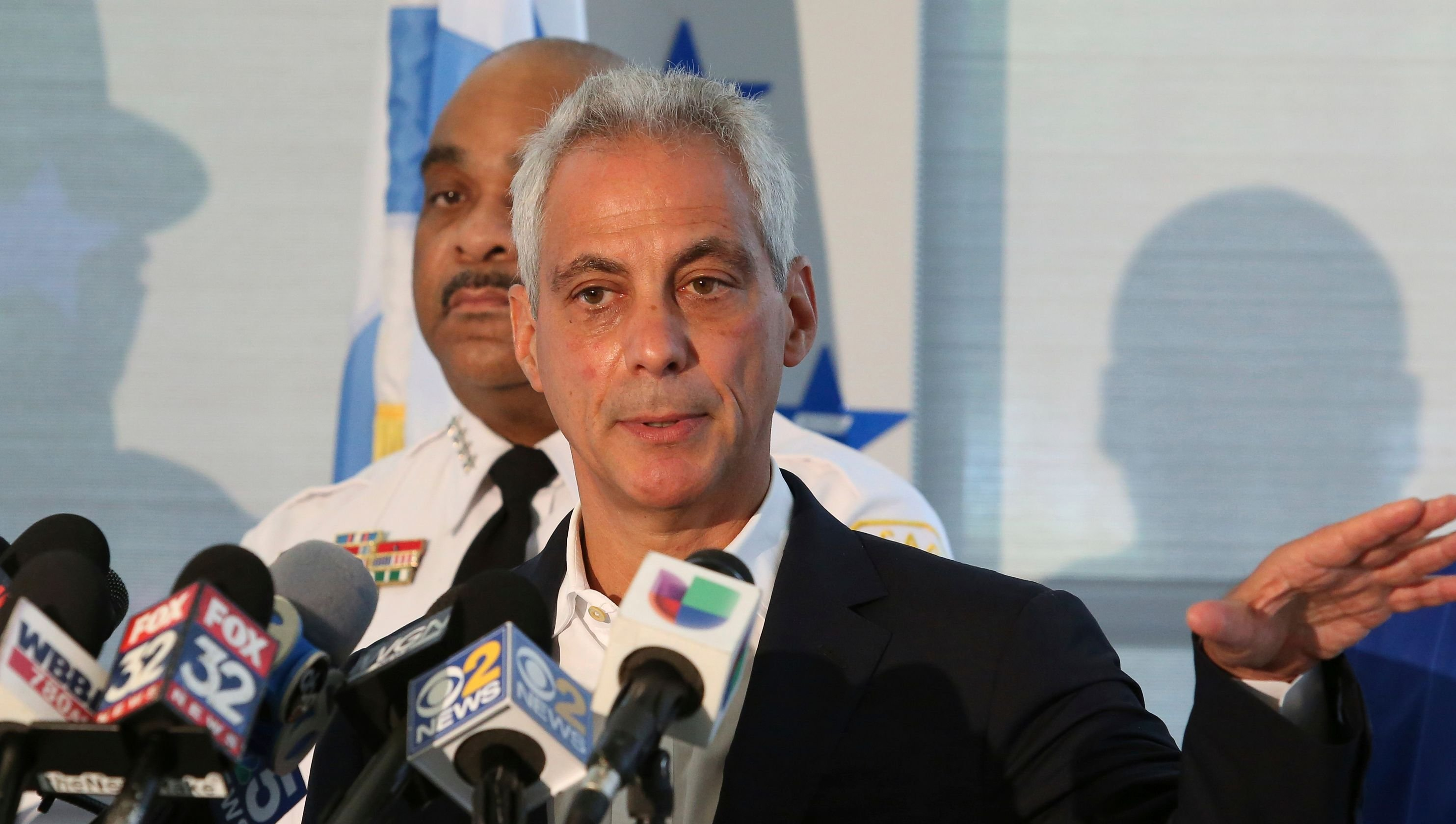 Chicago mayor: Legalize marijuana, open casino to help with pension crisis