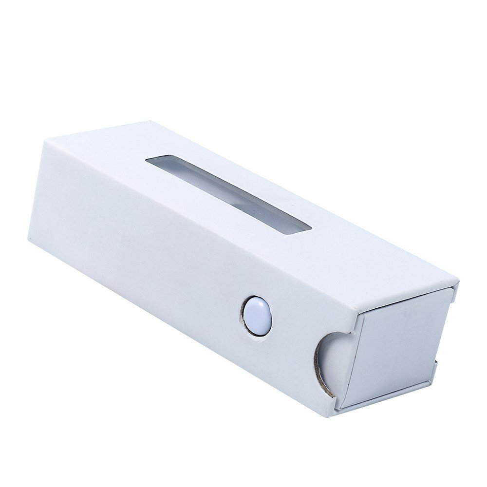 Child Resistant Slide Box with Display Window