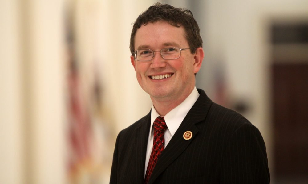 GOP Congressman Wants Marijuana Consumers To Be Able To Legally Purchase Guns