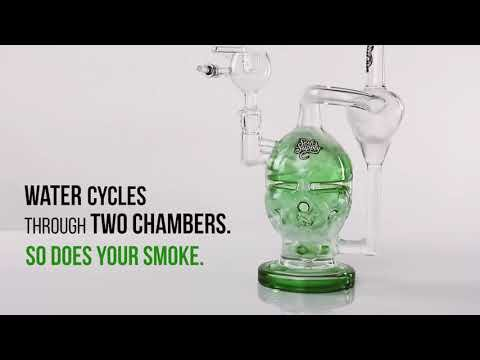 How Does a Recycler Rig Work
