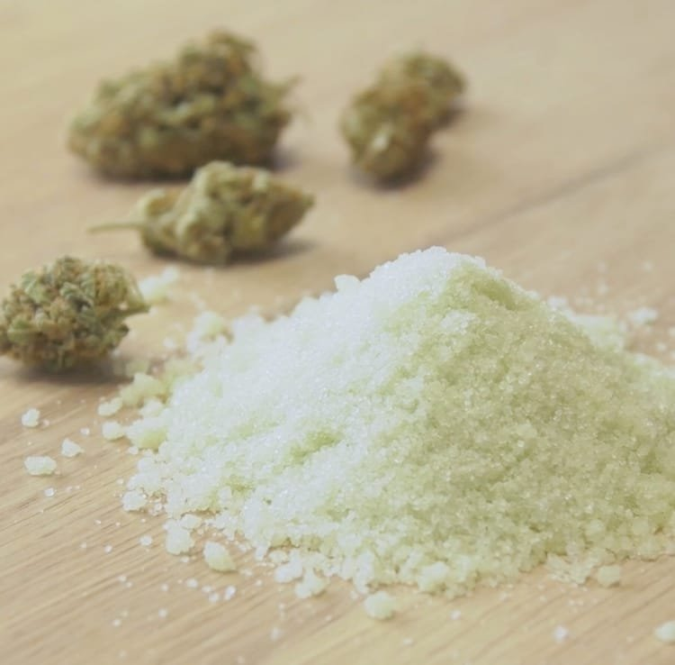 How to make cannabis sugar that makes you high