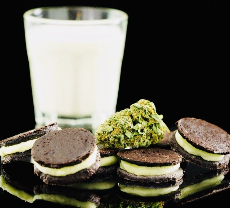 How to make weed infused oreo cookies