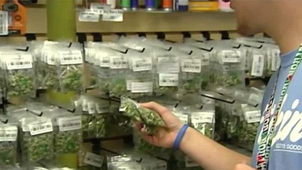 Ohio approves opening of state's first medical marijuana dispensary