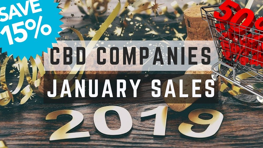 The writers of this blog have compiled an up to date CBD oil discount list for the January sales. Get yourselves a new year bargain there are some great companies and bargains in here...