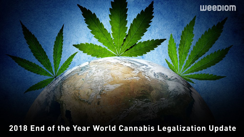 While some countries on this list have legalized only the medicinal use of low THC oils, others have reformed their cannabis laws to allow for responsible and regulated consumption.