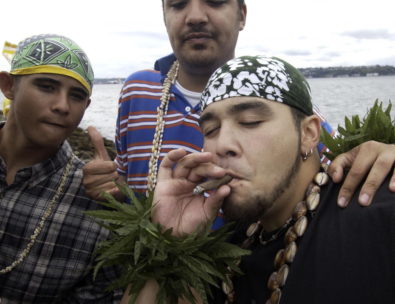 A Las Vegas dispensary sold a 24-gram, gold-leaf marijuana blunt for $11,000