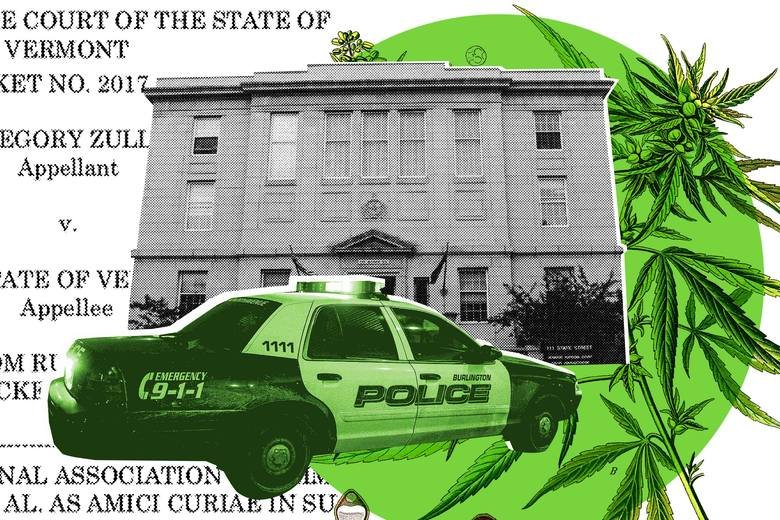 A Vermont Supreme Court Ruling on Marijuana and Traffic Stops Is a Landmark Victory for Racial Justice