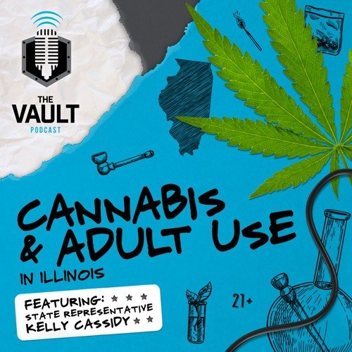 Cannabis and Adult-Use in Illinois ft. Rep. Kelly Cassidy by the_vault | The Vault