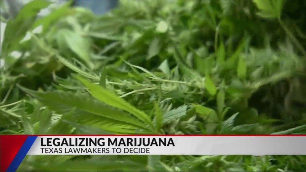 Fight over legalizing marijuana in Texas