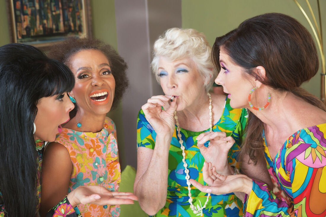 Gray Hair & Ganja: Why Seniors Are the Fastest Growing Group Now Sparking Up