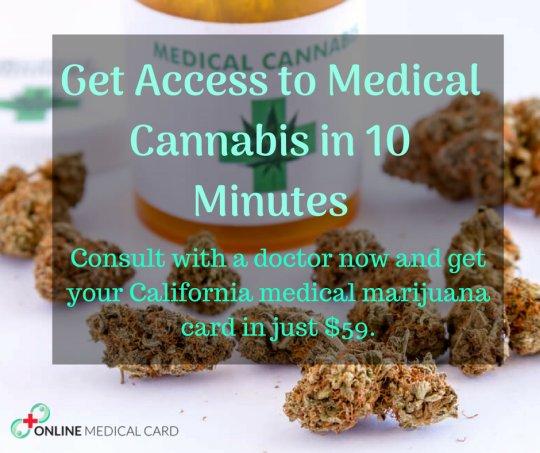 How to Get A Medical Marijuana Card in California?