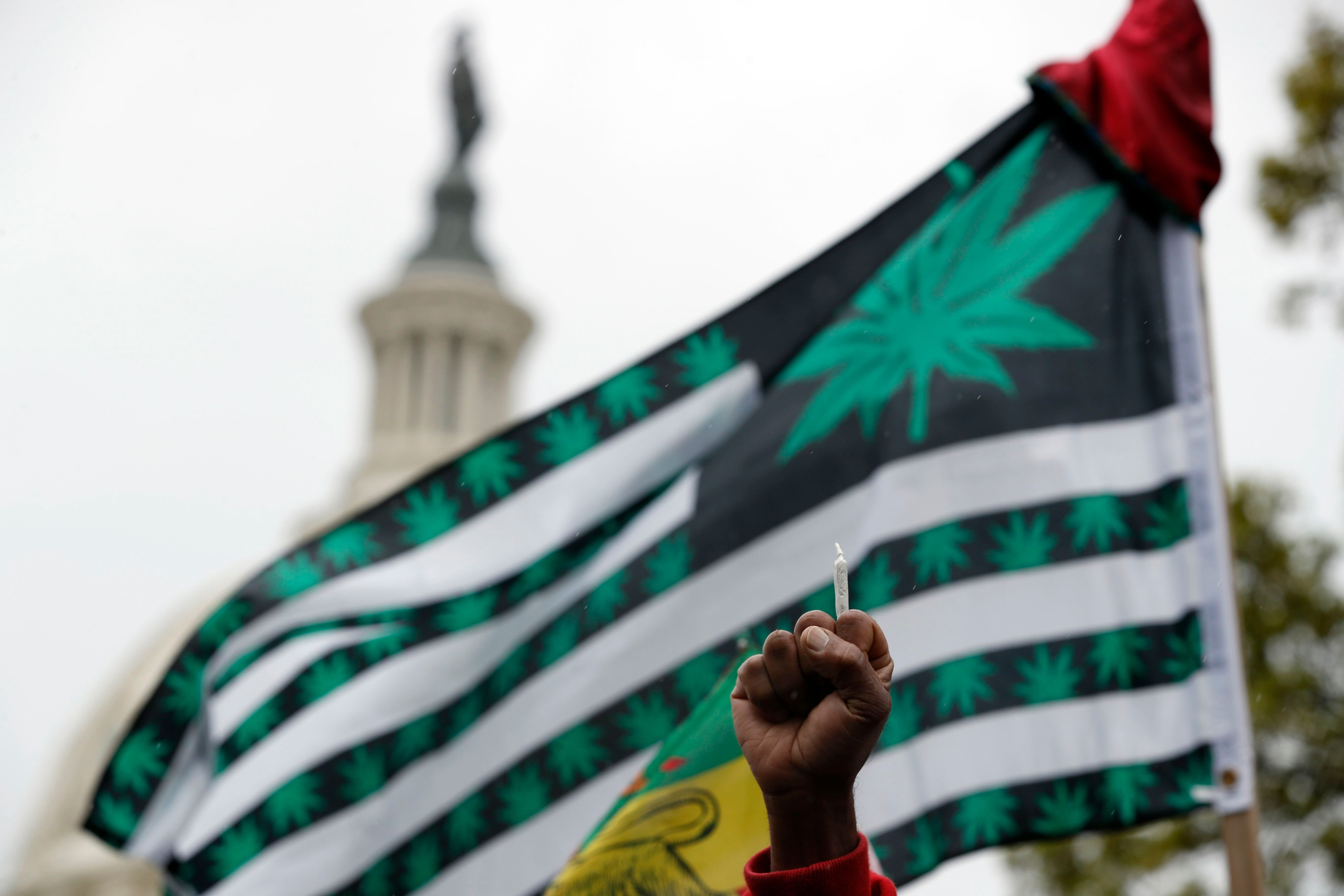 """Pro Cannabis Movement: """"I think 2018 was the year it crested"""" -- Oregon Rep. Earl Blumenauer"""