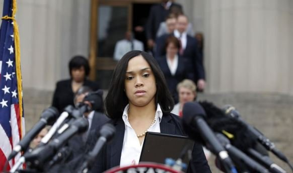 State Attorney Marilyn Mosby Announces Baltimore will no longer prosecute marijuana possession charges