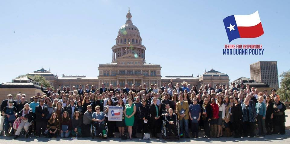 Texans: come out and lobby for cannabis!