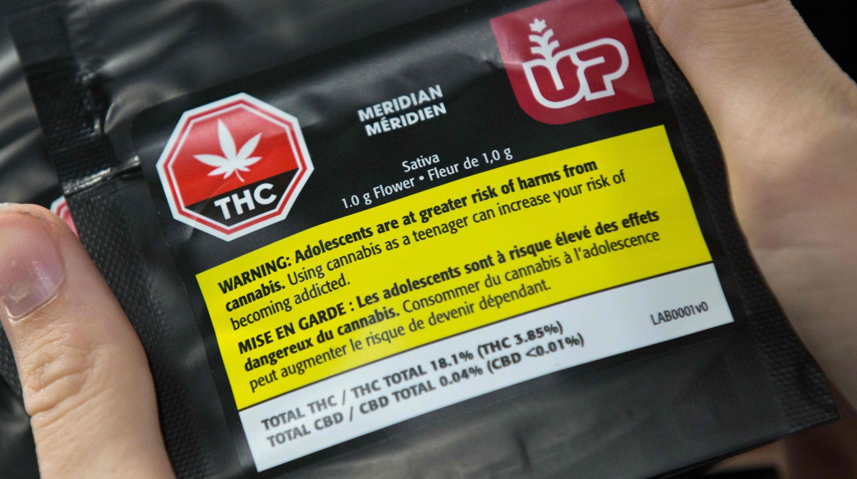 USA Today oped calls for marijuana to have tobacco-style labels for mental and physical health risks