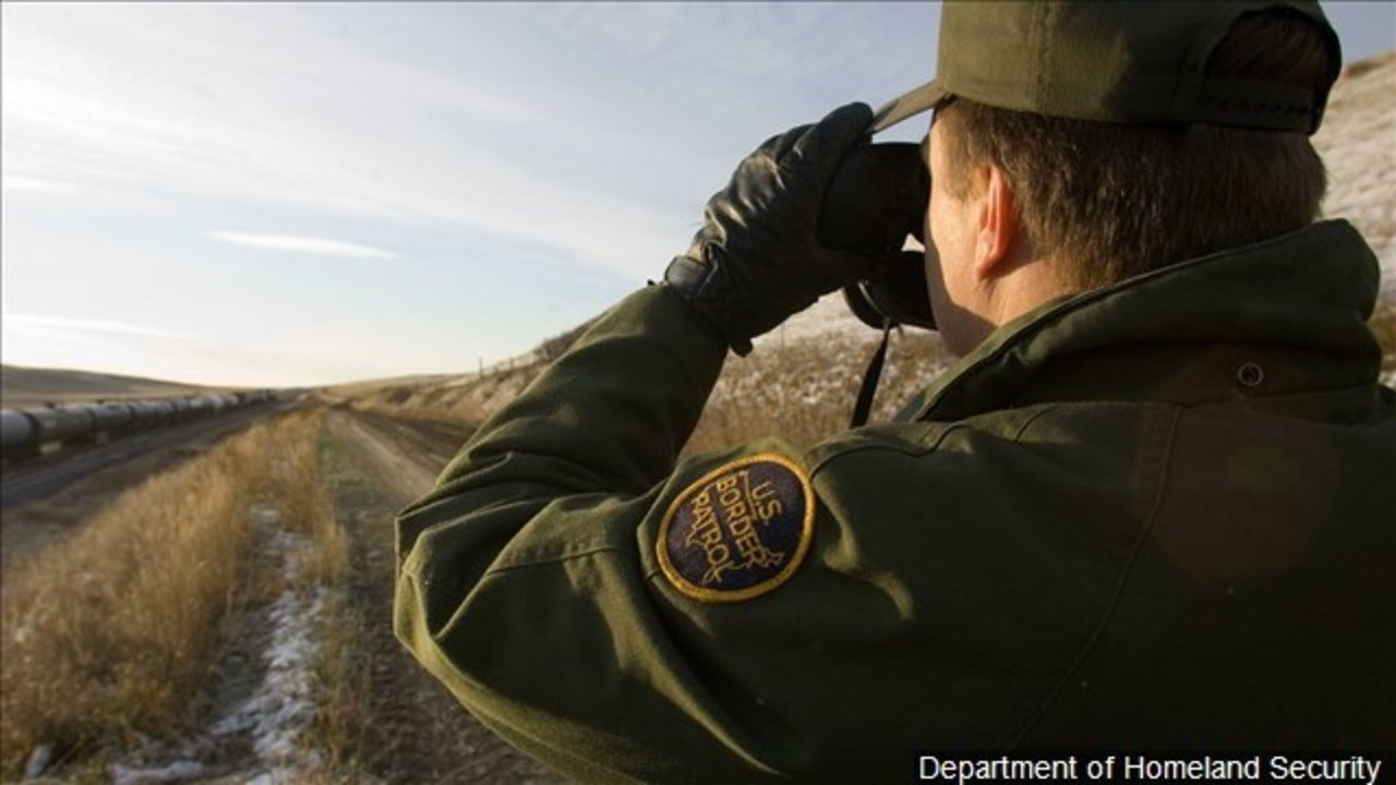 Border Patrol Seizes Nearly $1 Million In Marijuana