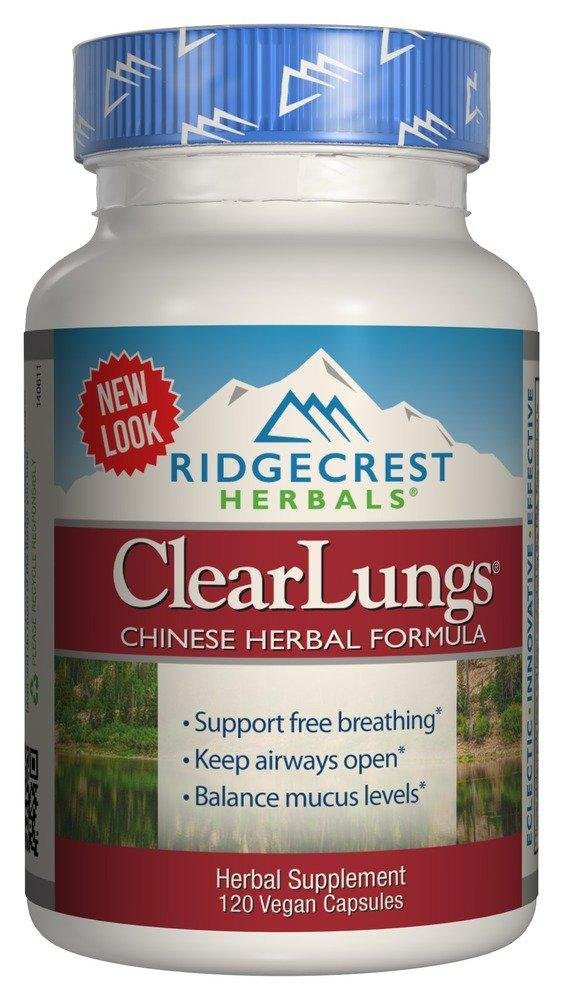 Clear Lungs by Ridgecrest Herbals