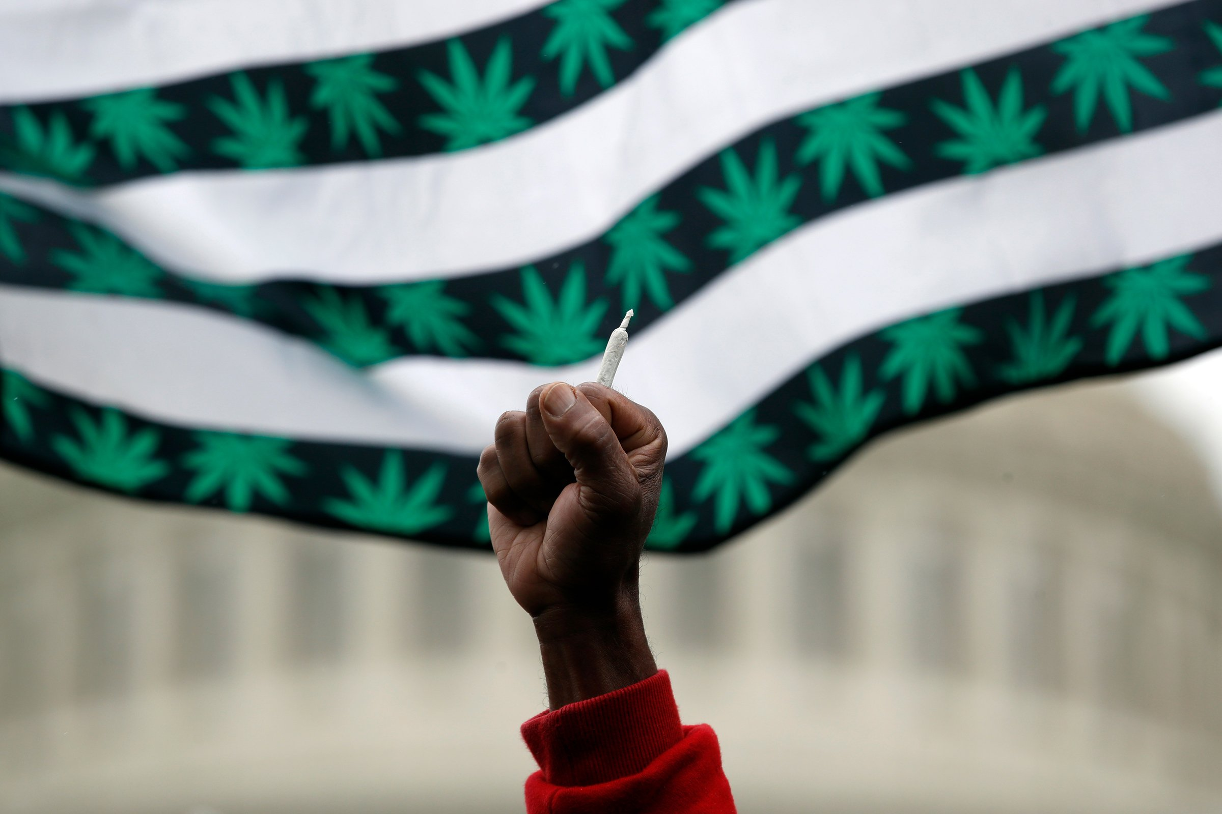 Congress Taking First Step to Get Weed Companies Bank Accounts
