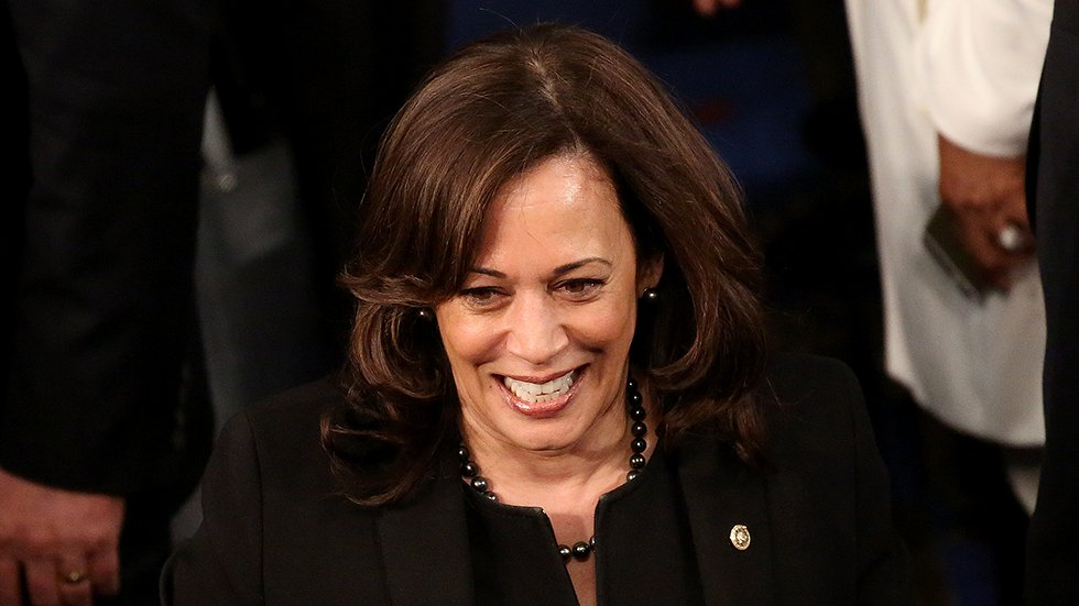 Kamala Harris acknowledges smoking weed in the past