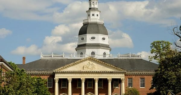 Lawmakers Introducing Legislation to End Cannabis Prohibition in Maryland