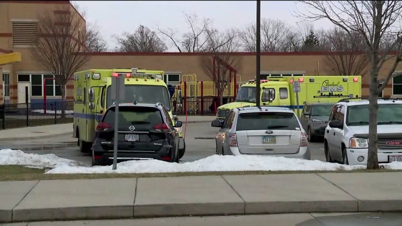 Nine children taken to hospital after eating marijuana gummy bears at Ohio school