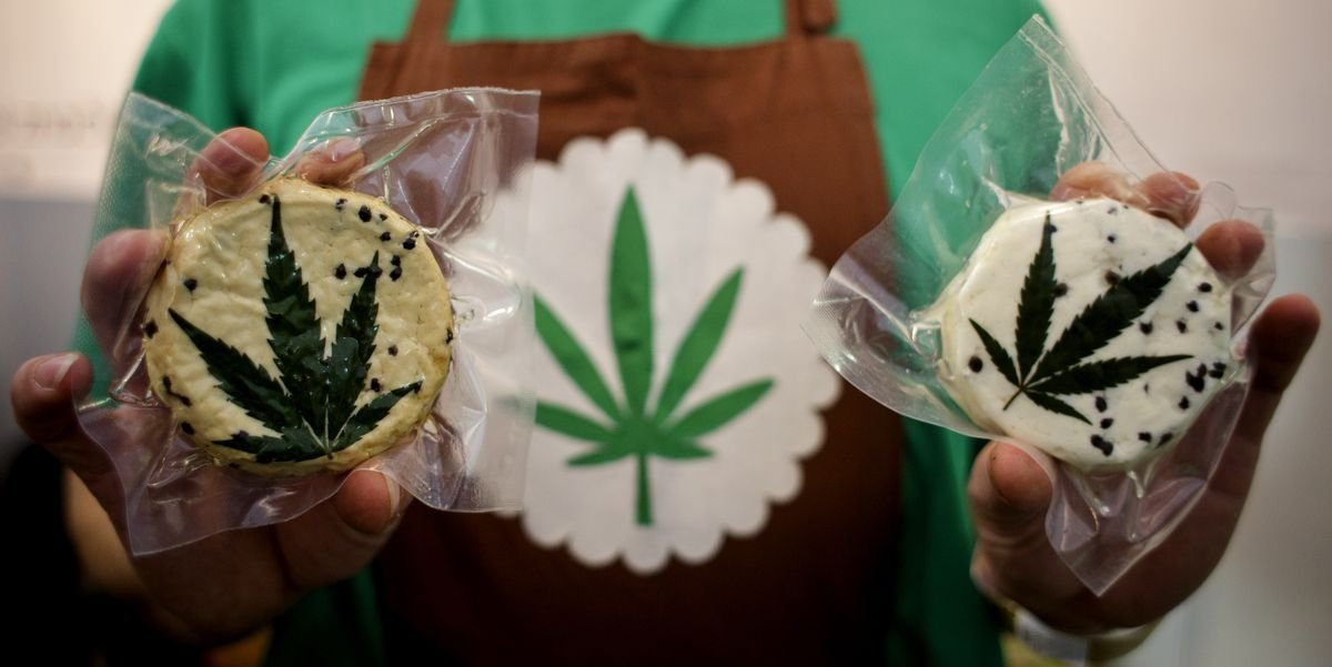 The Crackdown on CBD Edibles Has Begun