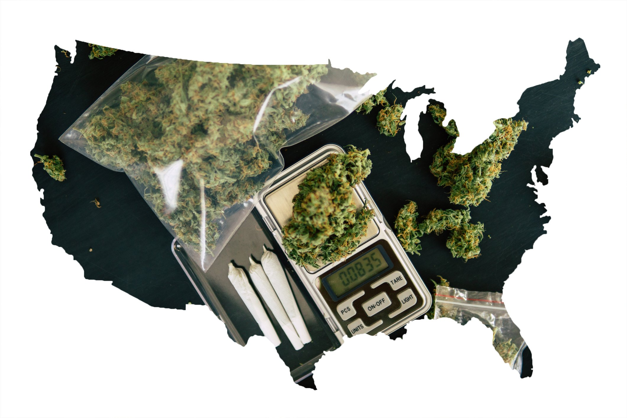 The U.S. Won't Legalize Marijuana in 2019. Here's Why. -- The Motley Fool