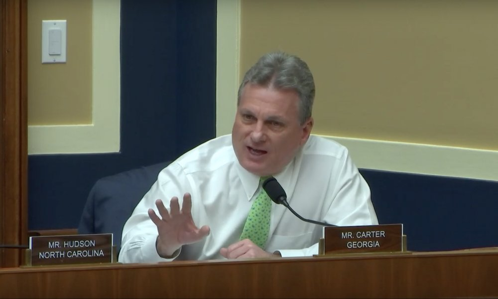 Anti-Legalization GOP Congressman Slams DEA Over Marijuana Research Blockade
