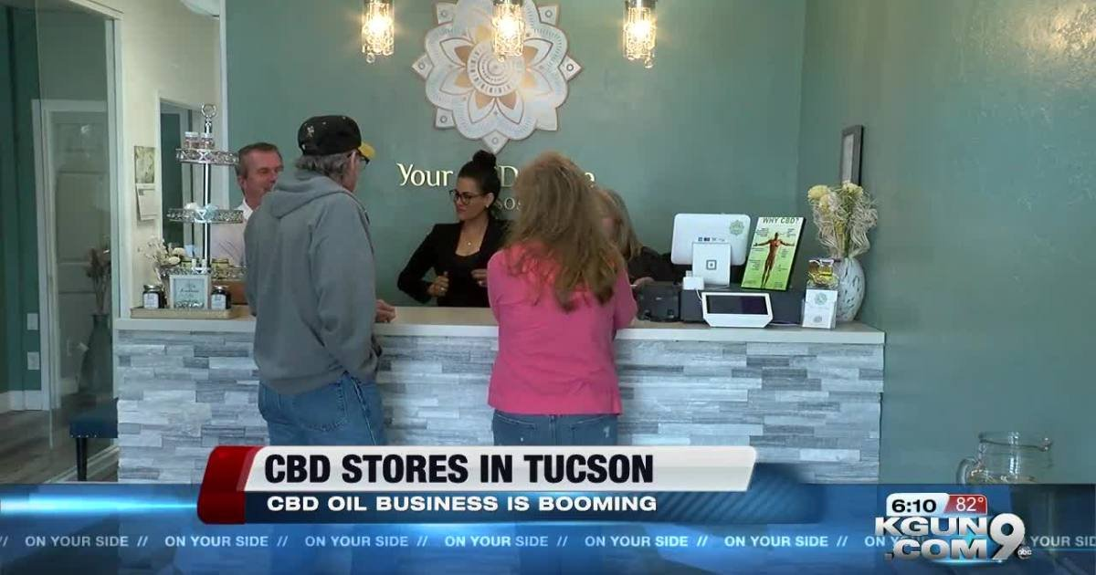 CBD business is booming in southern Arizona