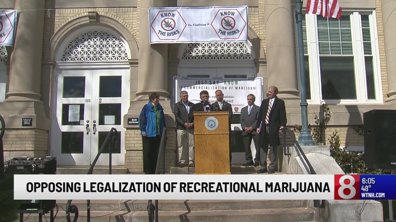 CT: Wallingford lawmakers to host press conference on possible marijuana legalization - Republican lawmakers are pushing back on the legalization of recreational marijuana... Democrats, on the other hand, want legalization