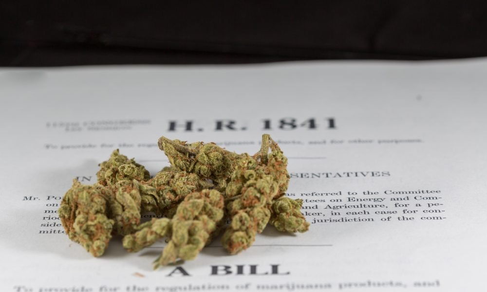 House Will Vote To End Federal Marijuana Prohibition Within 'Weeks,' Key Chairman Says