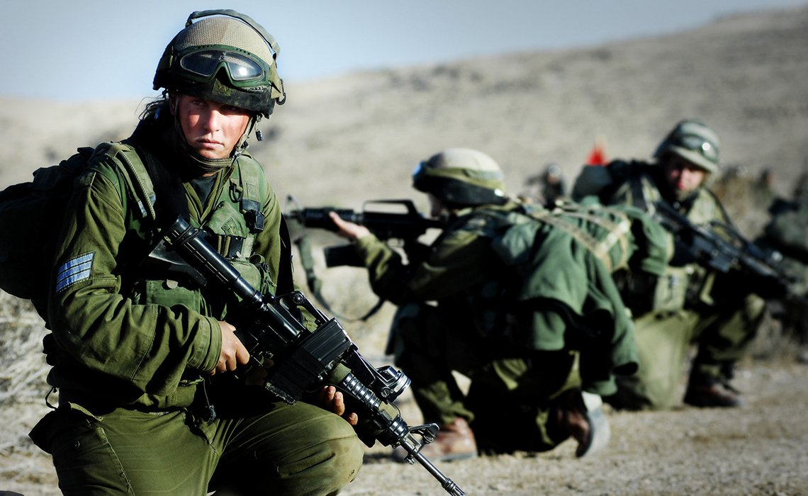 Israeli Army Vets Wanted for Cannabis Work
