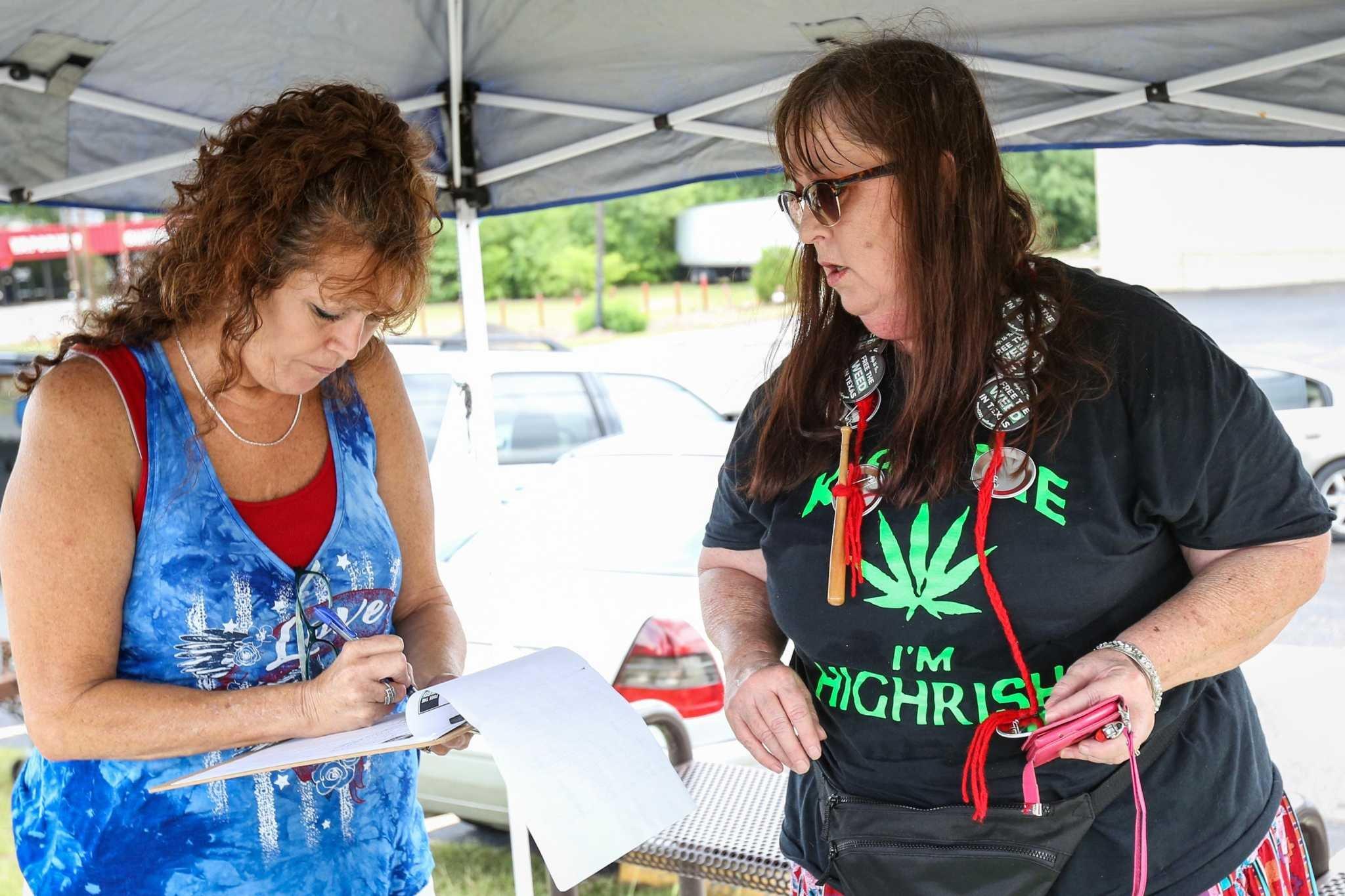 Police groups decry Texas push for marijuana decriminalization
