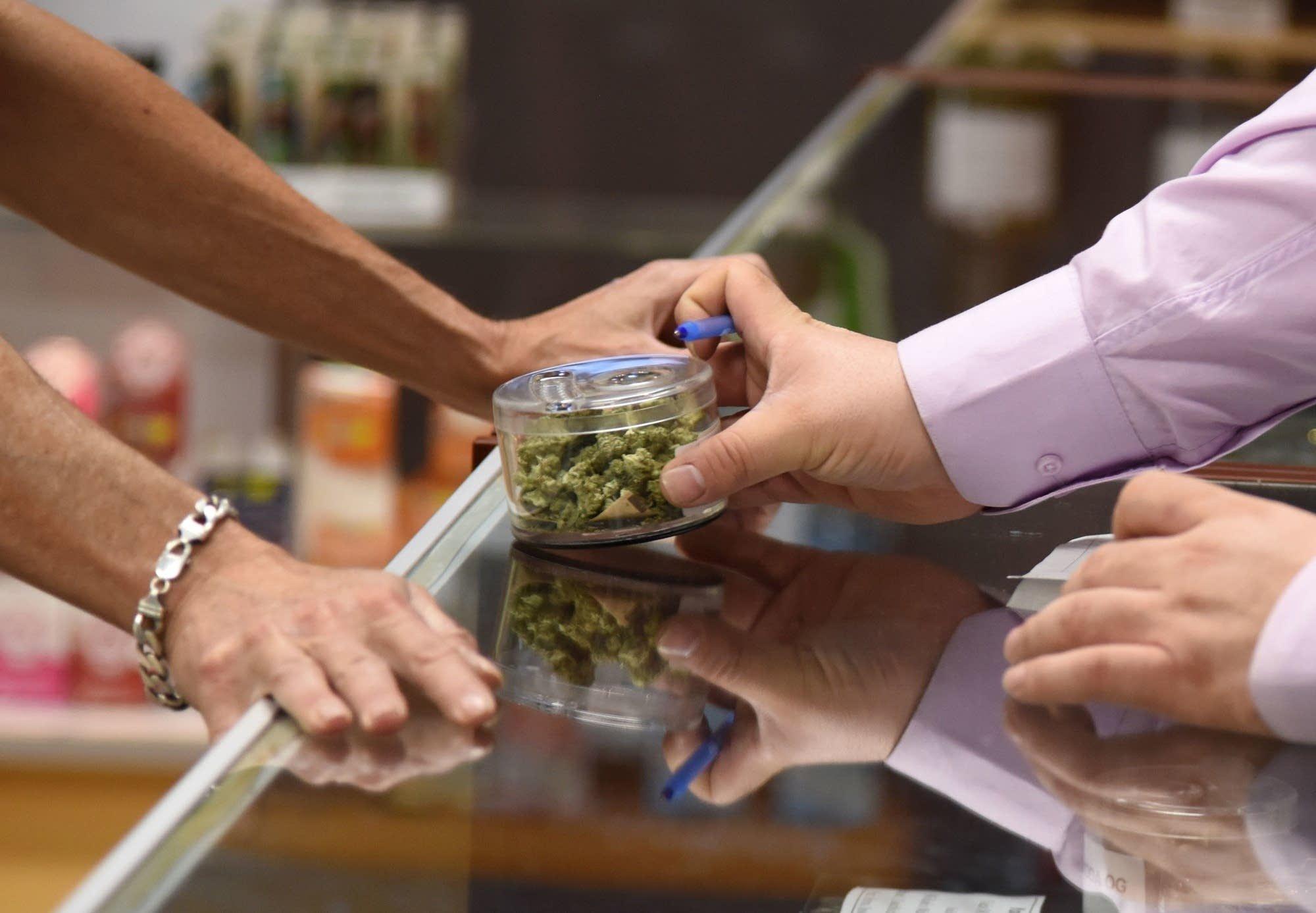 Senate committee torpedoes legal marijuana bill