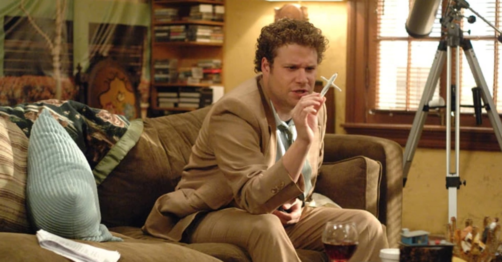 Seth Rogen launches weed company 'to make it easier for people to learn to love cannabis' - Weedguide search