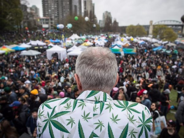 Bullies and mobs: Only-in-Vancouver spat between city and 4/20 organizers intensifies