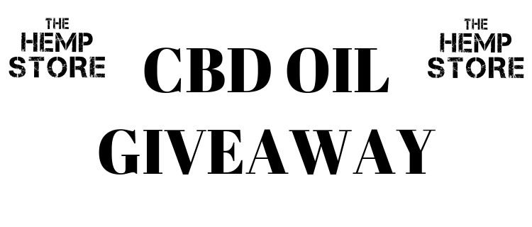 CBD Oil Giveaway by The Hemp Store