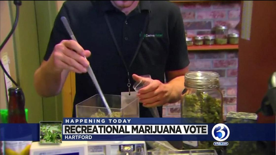Debate for recreational marijuana in CT continues today