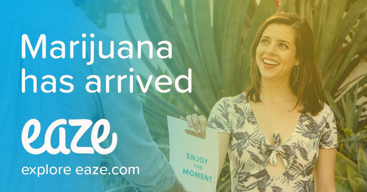 Eaze FREE CREDIT Cannabis, Medical Marijuana, CBD DELIVERY! Free $20 credit!