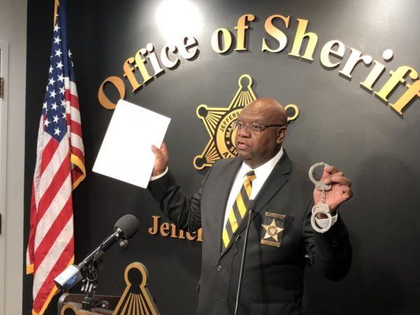 Ending misdemeanor marijuana arrests is criminal justice reform, Jeffco sheriff's office says