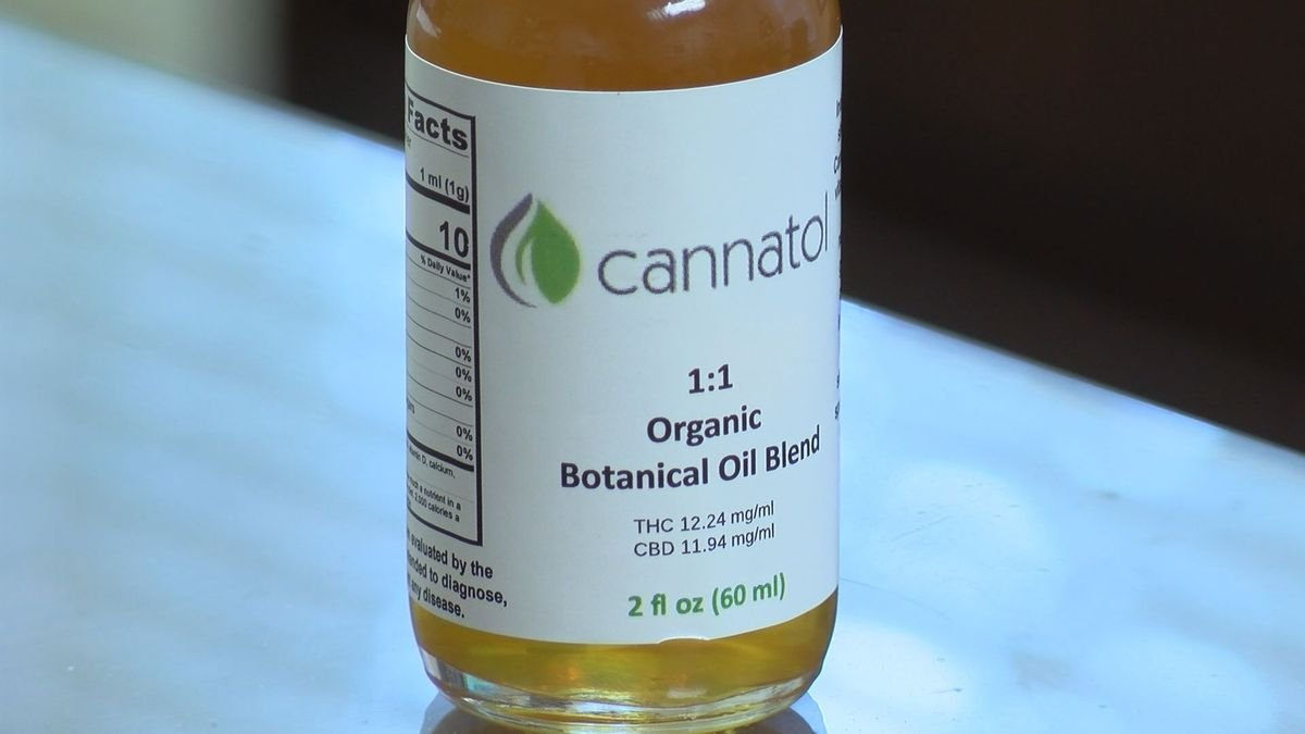Georgia lawmakers pass measure giving access for low-THC oil